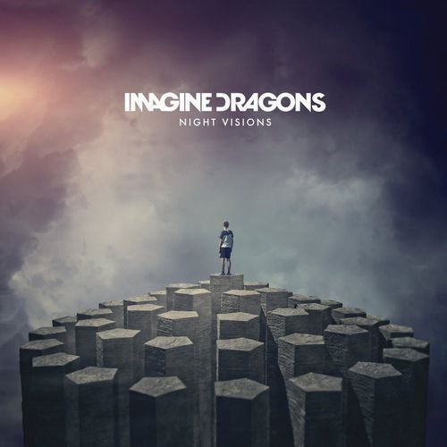 Universal music polska Imagine dragons - night visions (polska cena) (cd) (0602537319008)