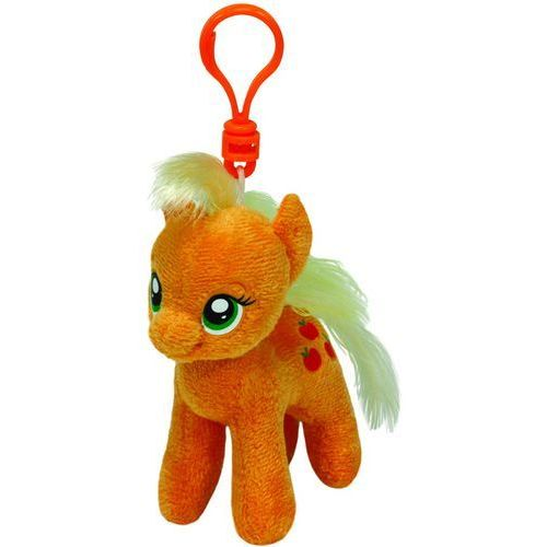 Brelok pluszowy do kluczy apple jack my little pony 11 cm marki Ty