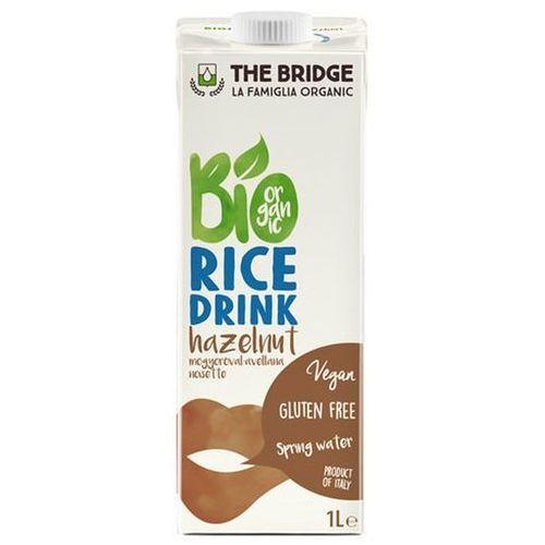 Napój mleko ryżowe z orzechami laskowymi 1l -  - eko hit marki The bridge