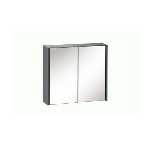 Comad szafka lustrzana bali grey 80 baligrey841 (5907441297615)