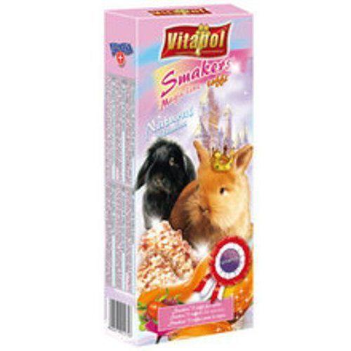Vitapol kolby dla królika toffi magic line, 2 sztuki
