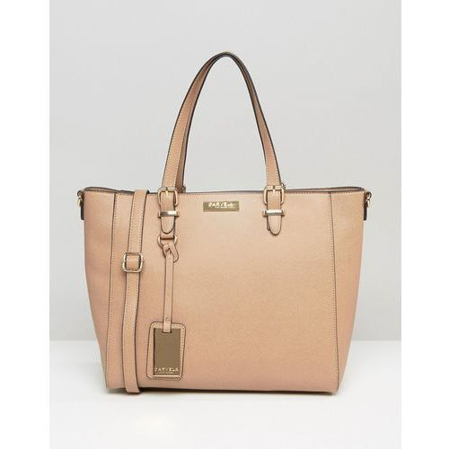 Carvela dina winged tote bag - beige