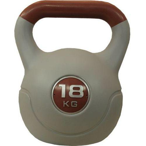 Hantla winylowa Kettlebell Stayer Sport 18kg - 18 kg