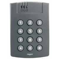 PR611-G Zewnętrzny kontroler dostępu z wbudowanym czytnikiem EM 125 kHz Roger