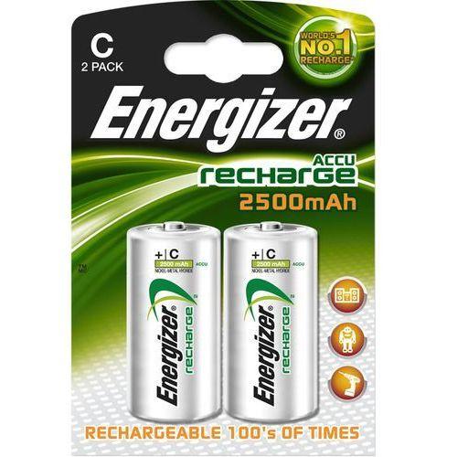 Akumulator power plus, c, hr14, 1,2v, 2500mah, 2szt. marki Energizer