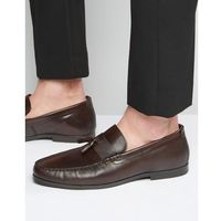 Red Tape Tassel Loafers In Brown Leather - Brown, kolor brązowy