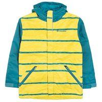Columbia, Kurtka narciarska chłopięca, Slope Star Jacket Darmowa dostawa do sklepów SMYK
