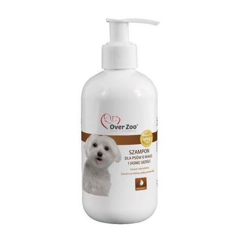 Szampon dla psów o białej i jasnej sierści 250 ml