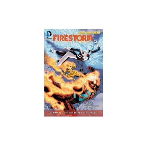Fury of Firestorm The Nuclear Men Volume 2: The Firestorm Protocols (The New 52)