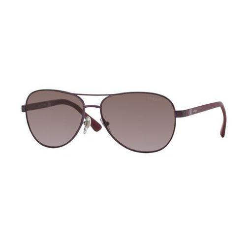 Vogue eyewear Okulary słoneczne vo3950sd in vogue asian fit 812s14