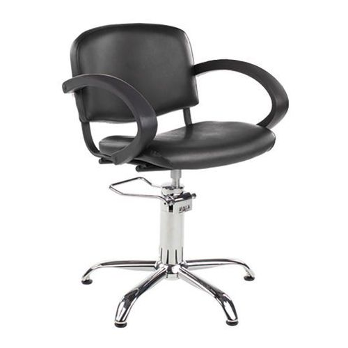 Fotel fryzjerski eliza czarny 48h marki Ayala