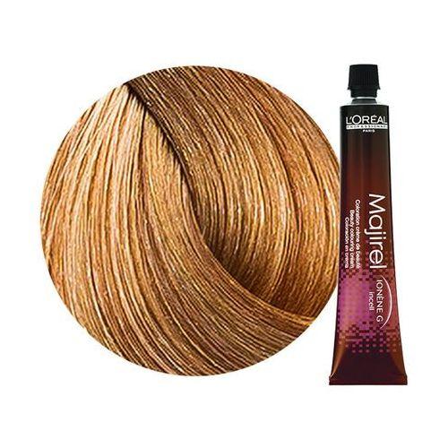 Loreal Majirel | Trwała farba do włosów - kolor 8.3 jasny blond złocisty 50ml, kolor blond