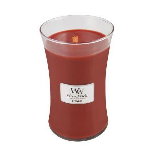 Woodwick - świeca duża redwood 175h