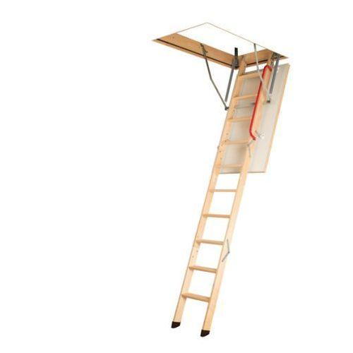 Schody strychowe Fakro LWK Plus 70x140/305