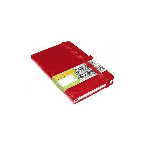 Notes gładki A5 Romantyzm czerwony (5904210019126)