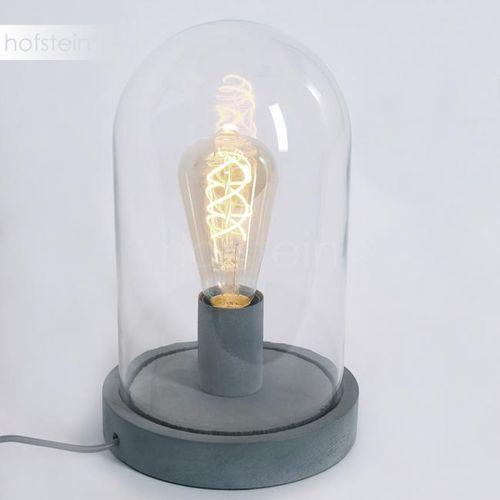 Steinhauer Mexlite Lampa stołowa Siwy, 1-punktowy - Nowoczesny - Obszar wewnętrzny - Mexlite - Czas dostawy: od 3-6 dni roboczych (8712746119824)