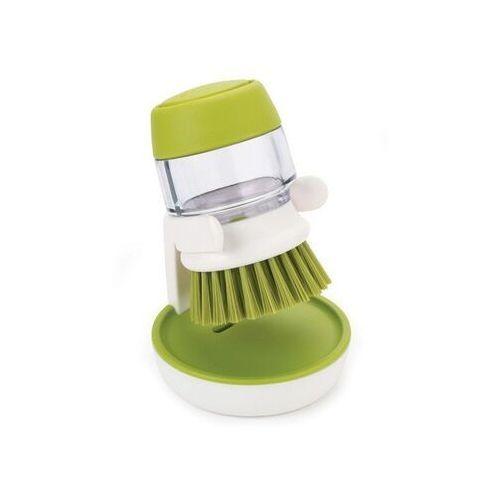 Joseph joseph - szczotka do mycia naczyń z pompką - zielona (5028420850048)