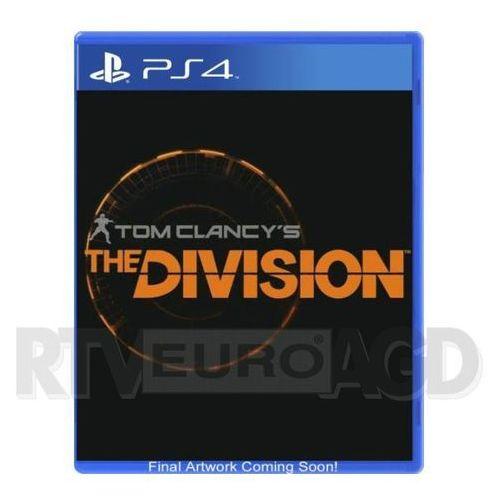 OKAZJA - Tom Clancy's The Division (PS4)
