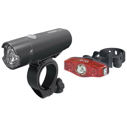 Just one zestaw lampek rowerowych vision 3.2 set (8592201501636)