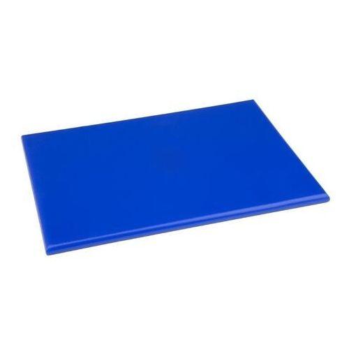Hygiplas Outlet - deska do krojenia | mała | wysoka gęstość | niebieska