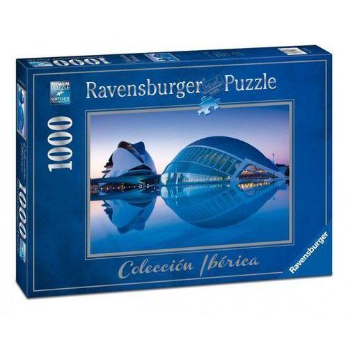 Ravensburger Raven puzzle ciudad d e las artes