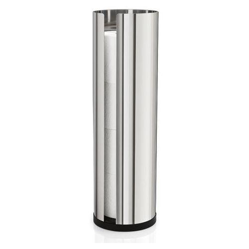 Blomus - Pojemnik na papier toaletowy - Nexio polerowany - srebrny