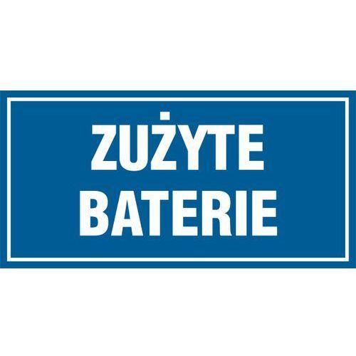 Top design Zużyte baterie