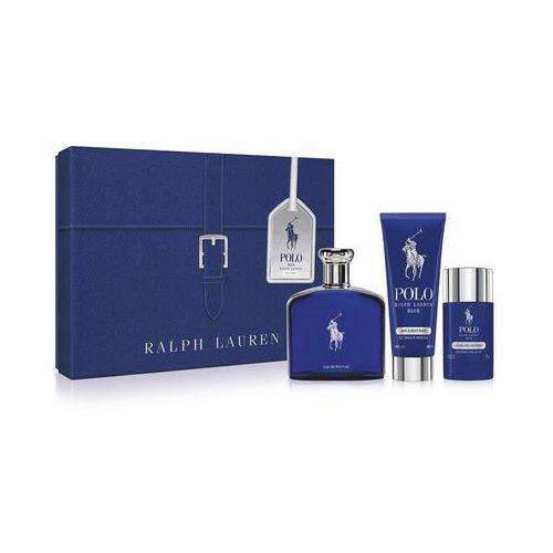RALPH LAUREN Polo Blue Set EDP 125 ml Dla Panów (3605971890383)