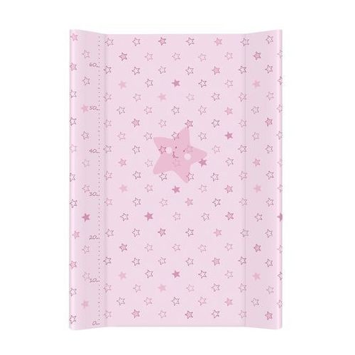 Przewijak usztywniany Ceba różowe gwiazdki, ceba