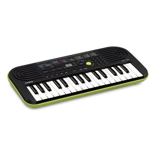 Casio SA 46 z kategorii Keyboardy i syntezatory