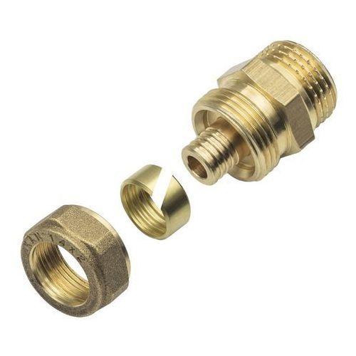 Złączka skręcana gwint zewnętrzny 1/2 x 14 x 2 mm marki Kan-therm