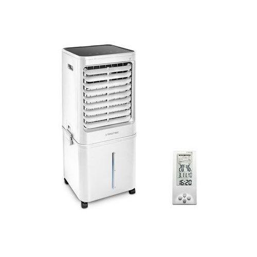 Trotec Aircooler, klimatyzer, nawilżacz powietrza pae 81 + stacja pogodowa bz06 (4052138110935)