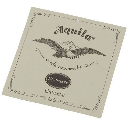 aq 57u struny do ukulele sopranowego g-c-a-e marki Aquila