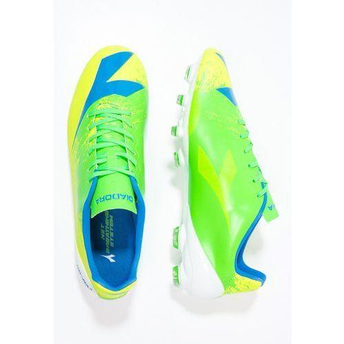 Diadora DDNA4 GLX14 Korki Lanki yellow fluo/green fluo - produkt z kategorii- Piłka nożna
