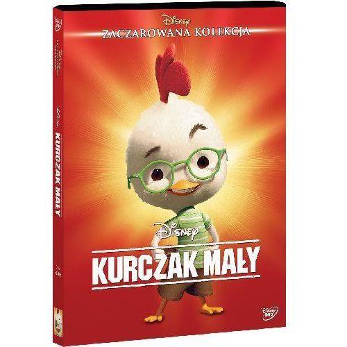 Disney. Zaczarowana kolekcja. Kurczak Mały. DVD (film)
