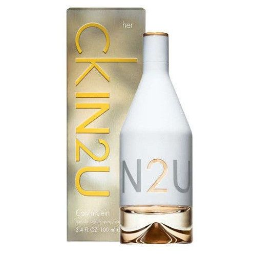 Calvin Klein CK In2U Woman 100ml EdT