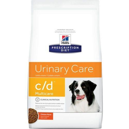 Hills Canine Vet Diet Urinary Care c/d 2x12kg DWU-PAK, 1067