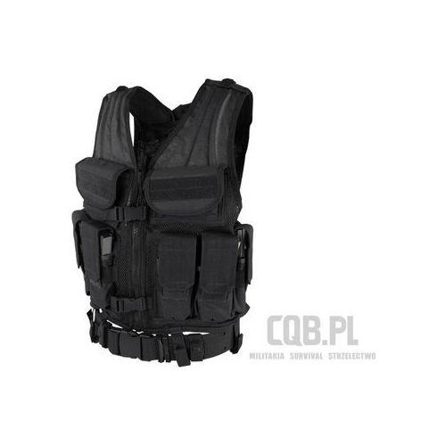 Kamizelka taktyczna Condor Elite Tactical Vest Czarna ETV-002, COETV-002