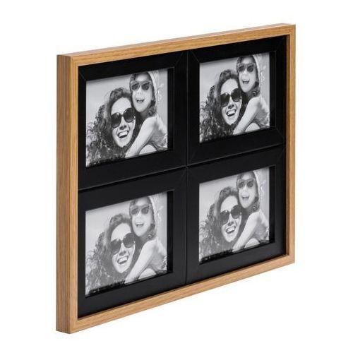 Galeria na zdjęcia Duo 4 x (10 x 15 cm) czarna dąb (5908249227415)
