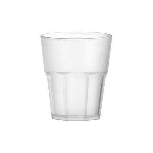 Szklanka z poliwęglanu biała 200 ml marki Tom-gast
