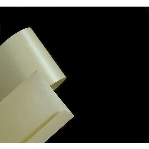 Koperta DL HK 120g Majestic Candlelight Cream x10