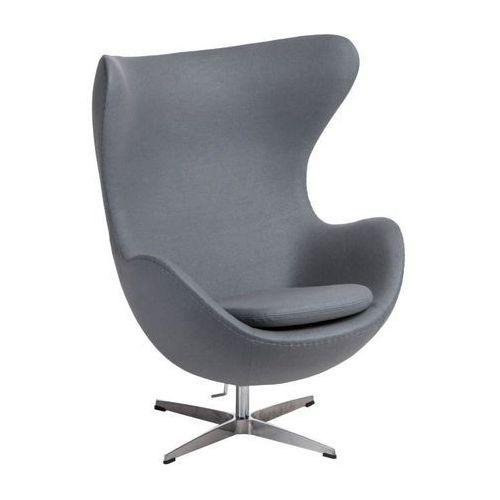 D2design Fotel jajo kaszmir szary 8 premium (5902385727938)