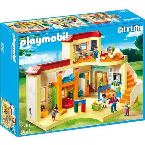 Playmobil CITY LIFE Przedszkole promyk słońca 5567 rabat 10%