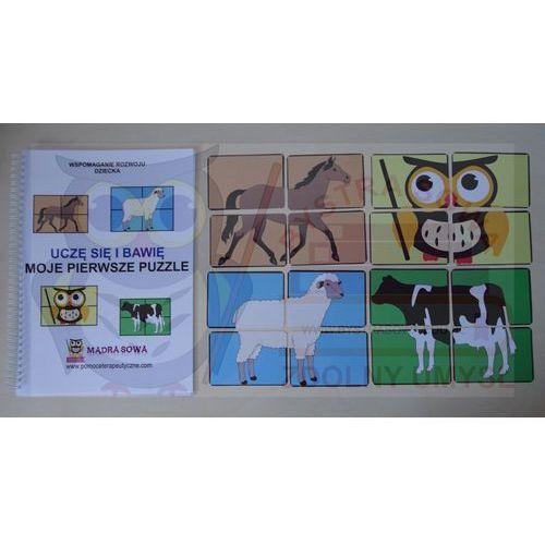 Bystra sowa Uczę sie i bawię -moje pierwsze puzzle