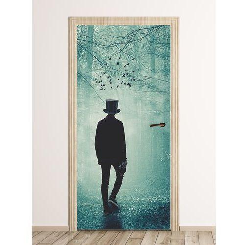 Fototapeta na drzwi dla dzieci czarodziej fp 6017 marki Wally - piękno dekoracji