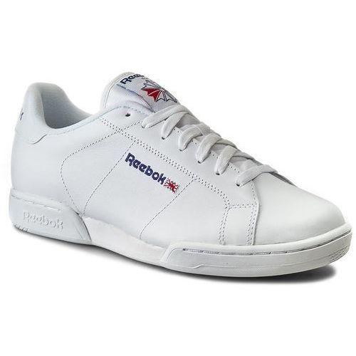 Buty Reebok - Npc II 1354 White/White