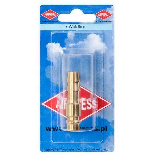 Wtyk Airpress 9 mm (8712418331394)