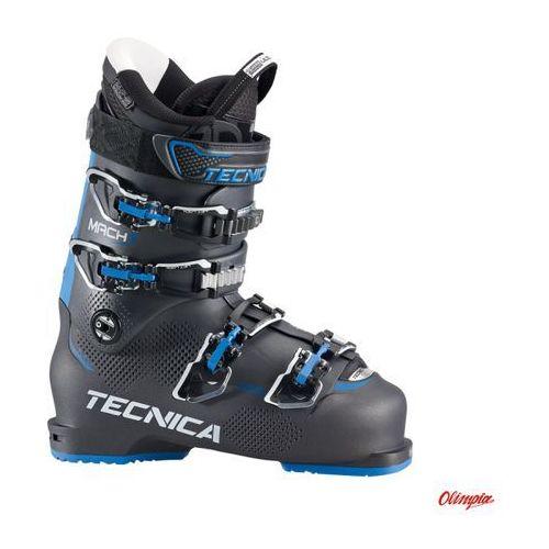 Tecnica Buty narciarskie mach1 100 mv anthracite blue 2017/2018