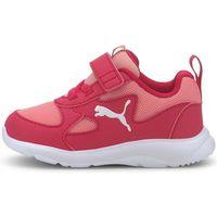 Puma buty dziewczęce Fun Racer AC PS 19297204, 24 różowe (4062451555900)