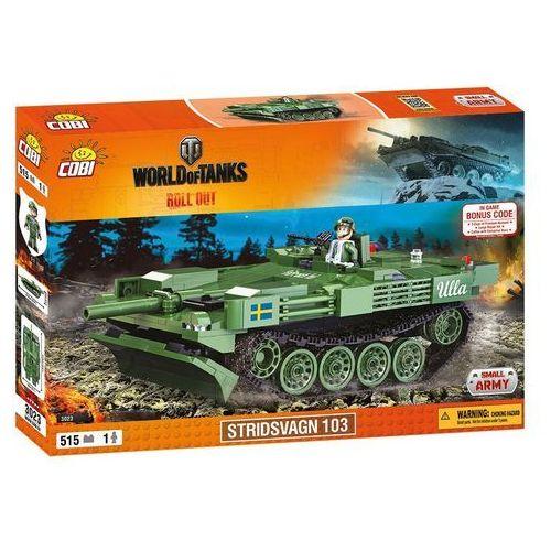 Armia /3023/ Wot Stridsvagn 103 (S-Tank) (5902251030230)